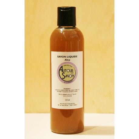 Natural bay leaf oil and olive oil soap