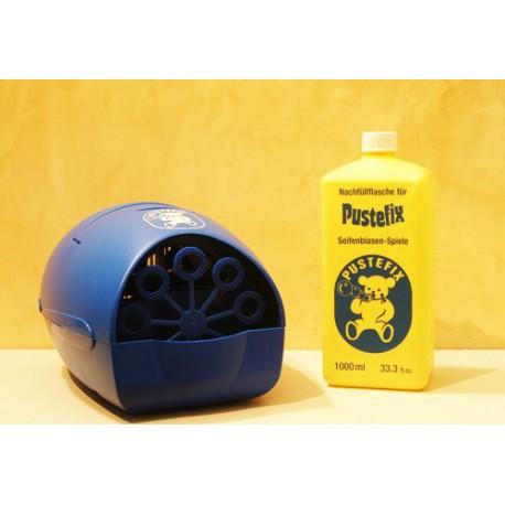 Machine Pustefix + 1 bouteille