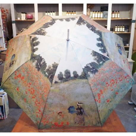 "Grand Parapluie ""Coquelicots"""